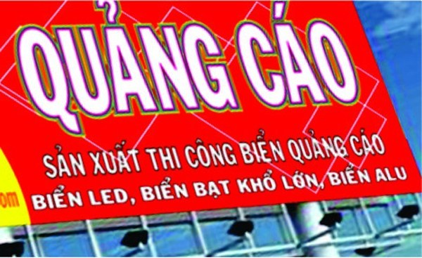 Báo giá thi công biển bảng quảng cáo tại TP Vinh Nghệ An