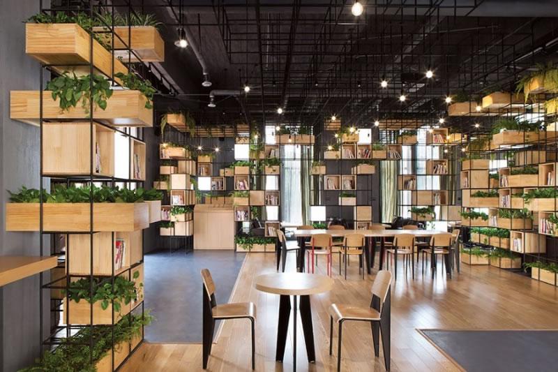 Thiết kế thi công Quán Cafe Đẹp tại Tp Vinh Nghệ An