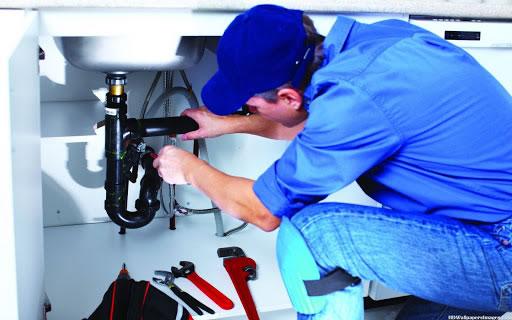 Thi công sửa chữa đường ống nước, máy bơm, vòi nước