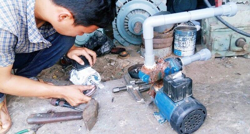 Sửa Máy Bơm Nước tại TP Vinh Nghệ An