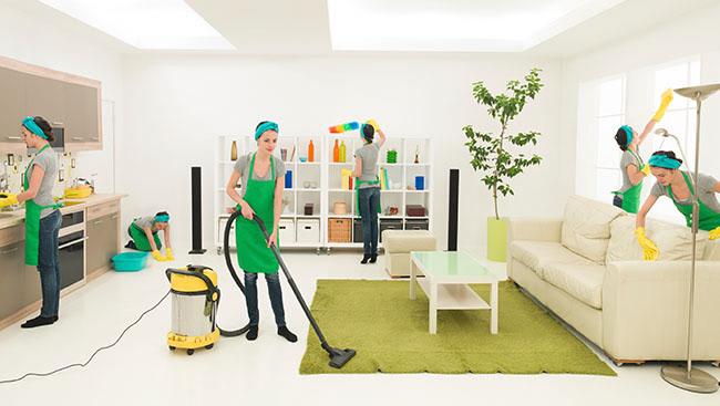 Dịch vụ vệ sinh dọn dẹp nhà cửa